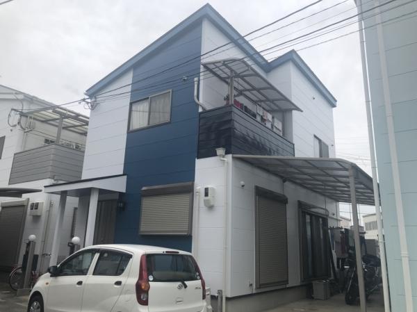 伊丹市T様邸外壁屋根塗装防水リフォーム