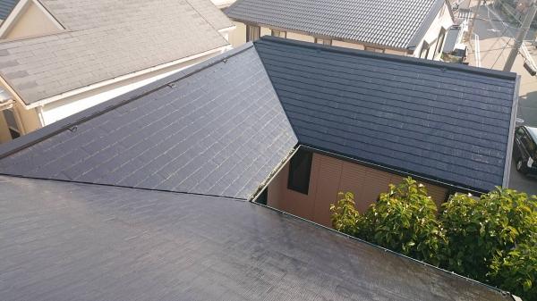尼崎市F様邸屋根塗装外壁一部補修リフォーム