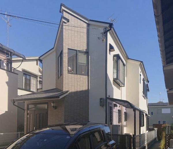 宝塚市N様邸外壁塗装防水リフォーム