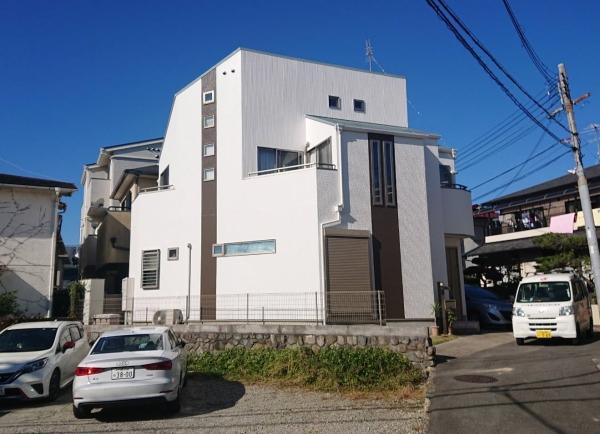 池田市伏尾台 S様邸外壁屋根塗装防水リフォーム