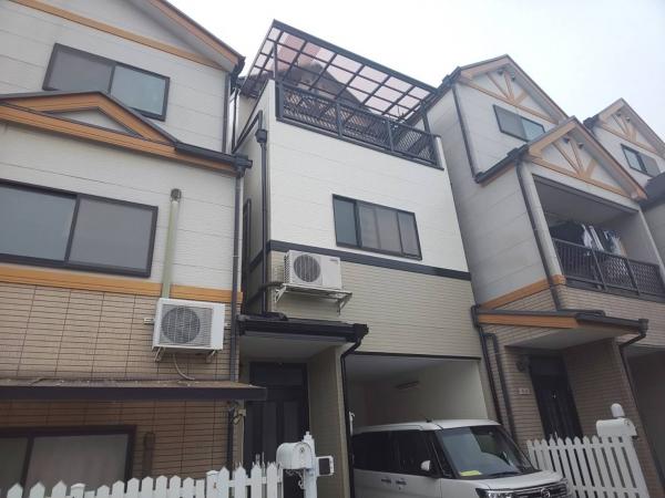 伊丹市S様邸外壁屋根塗装防水リフォーム