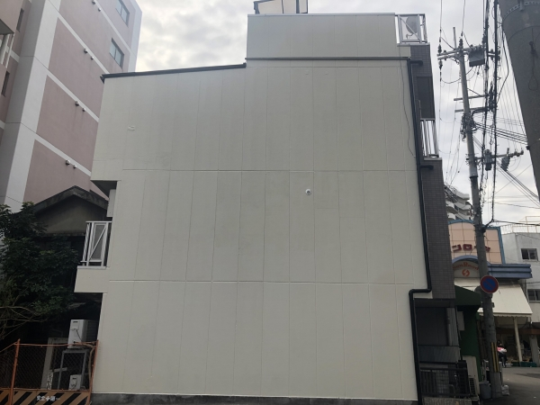尼崎市建家町 I様邸外壁塗装防水リフォーム
