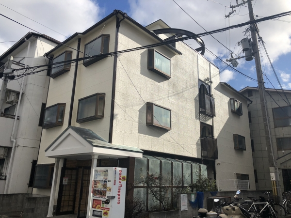 茨木市中村町 A様外壁その他防水塗装リフォーム