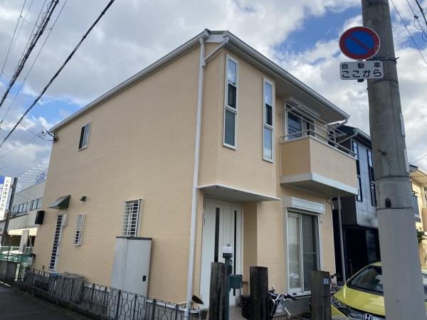 豊中市熊野町K様邸外壁屋根塗装防水リフォーム
