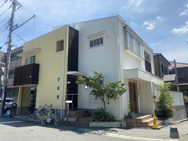 豊中市中桜塚G様邸外壁屋根塗装防水リフォーム