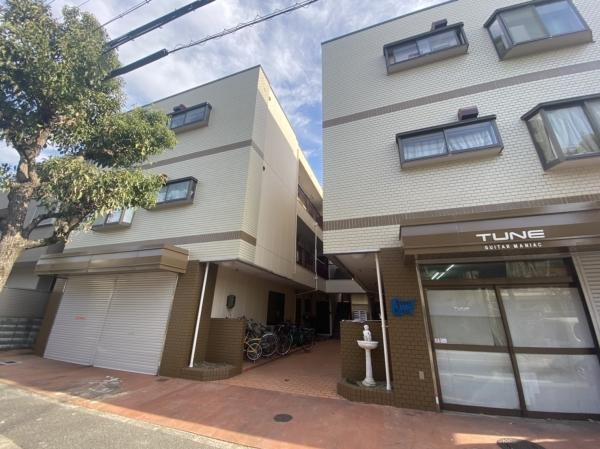 尼崎市東園田M雨漏り修繕リフォーム