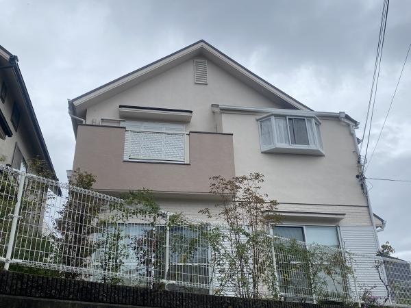 宝塚市宝梅K様邸外壁屋根塗装防水リフォーム