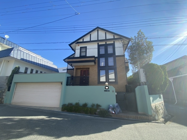 豊中市緑丘S様邸外構・部分塗装プラン