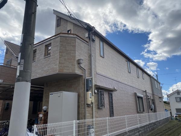 伊丹市F様邸外壁屋根塗装防水リフォーム