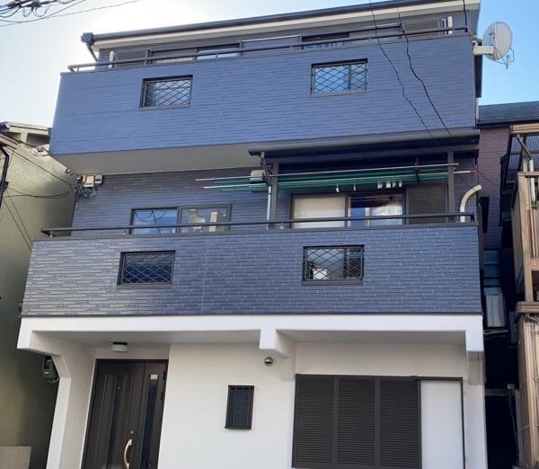尼崎市猪名寺B様邸外壁屋根塗装リフォーム