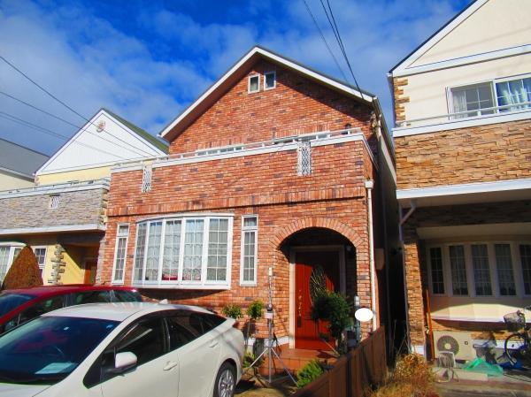 豊中市本町K様邸外壁屋根塗装防水リフォーム