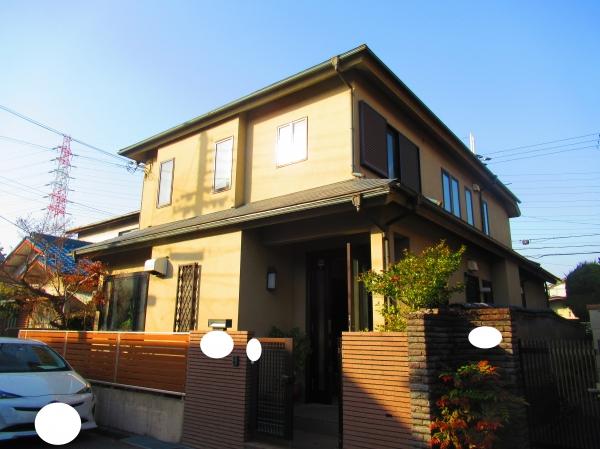 尼崎市武庫の里S様邸外壁屋根塗装防水リフォーム