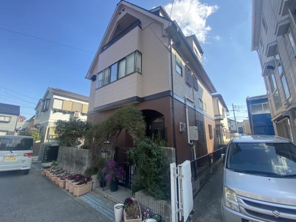 宝塚市山本野里T様邸外壁屋根塗装防水リフォーム