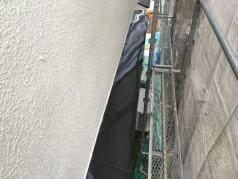 屋根・外壁塗替えリフォーム 鉄部完了