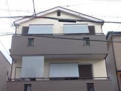 屋根・外壁塗装リフォーム工事 サングッド取付その2