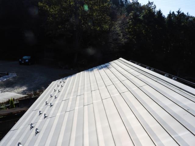 写真:屋根