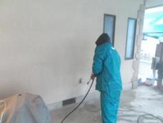 外壁塗替えリフォーム 外壁高圧洗浄