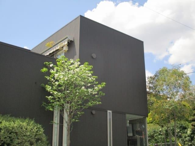 写真:サイディング外壁