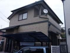 屋根外壁塗替えリフォーム 施工前