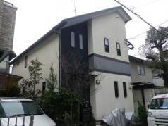 外壁屋根防水リフォーム工事施工前