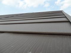 屋根葺替えリフォーム 屋根葺替え完了