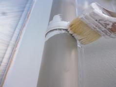 外壁防水塗装工事施工後