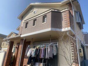 西宮市名塩さくら台N様邸 外壁屋根塗装防水リフォーム