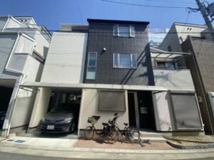 尼崎市潮江M様邸 外壁屋根塗装防水リフォーム