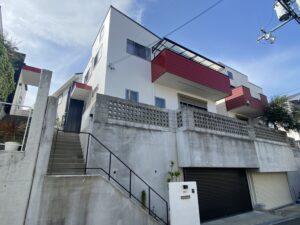 豊中市上野東H様邸 外壁屋根塗装防水リフォーム