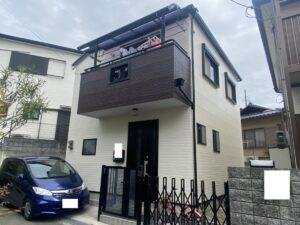 宝塚市売布W様邸 外壁屋根塗装防水リフォーム