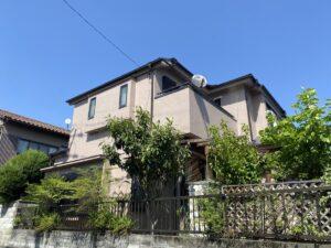 尾崎市武庫の里S様邸 外壁屋根塗装防水リフォーム