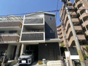 尾崎市尾浜町I様邸 外壁屋根塗装防水リフォーム