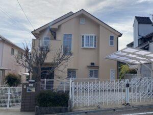 宝塚市平井K様邸 外壁屋根塗装防水リフォーム