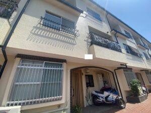 豊中市小曽根N様邸 外壁屋根塗装防水リフォーム