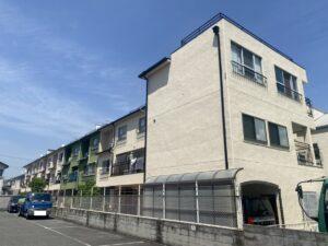 豊中市小曽根K様邸 外壁屋根塗装防水リフォーム