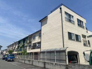 豊中市小曽根G様邸 外壁屋根塗装防水リフォーム