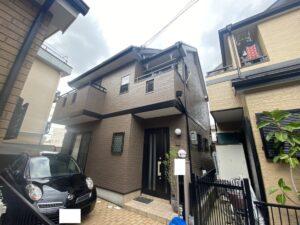 豊中市末広町K様邸 外壁屋根塗装防水リフォーム