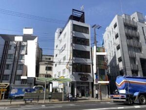 大阪市都島区東野田町K様ビル 外壁屋根塗装防水リフォーム