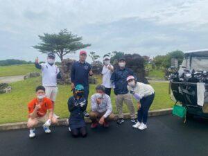 エースゴルフ大会!