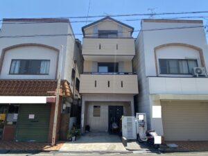 豊中市中桜塚 N様邸 外壁屋根塗装防水リフォーム