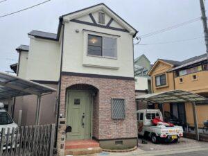 川西市小戸 H様邸 外壁屋根塗装防水+内装リフォーム