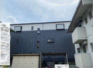 豊中市東豊中町 W様邸 外壁屋根塗装防水リフォーム