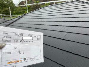 川西市萩原台西 T様邸 屋根塗装リフォーム