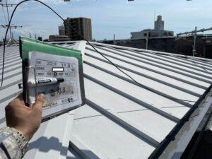大阪市淀川区塚本 H様邸 外壁1面屋根塗装防水リフォーム