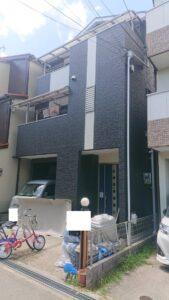 豊中市二葉町 S様邸 外壁屋根塗装防水リフォーム