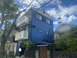 尼崎市常松 Y様邸 外壁屋根塗装防水リフォーム