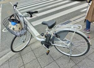新しい自転車🚲