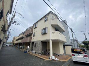 大阪市淀川区田川 Y様邸 外壁屋根塗装防水リフォーム