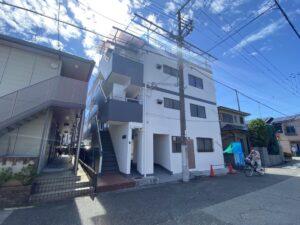 尼崎市東七松町 F様邸 外壁屋根塗装防水リフォーム