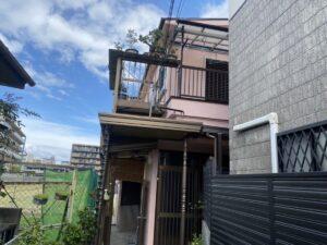 豊中市曽根南町 N様邸 外壁屋根塗装防水リフォーム